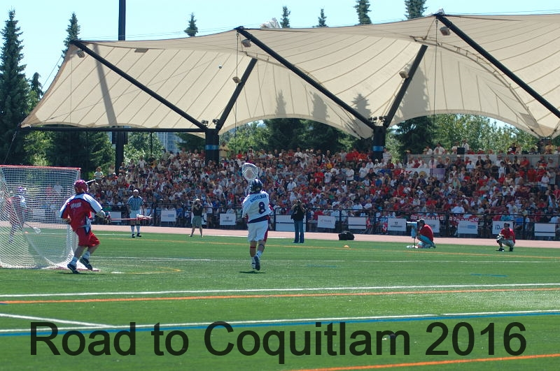 Coquitlam Percy Perry Stadium ILFU19