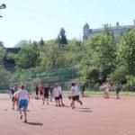 Lacrosse-Schnuppertraining für 100 Schülerinnen und Schüler in Würzburg
