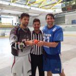 Erster Spieltag der Indoor Lacrosse Bundesliga Herren