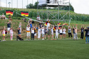 Kick-Off Nationalmannschaft Herren Lacrosse Sixes