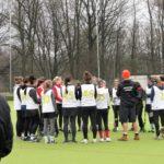 Damen-Camp in Hamburg mit Besuch aus den Niederlanden