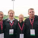 DLaxV - Schiedsrichter bei der Damen WM