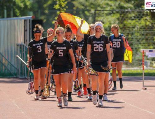 Bericht der Damen U20 EM