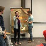 Sektorentreffen, Barcamp und Mitgliederversammlung 2019