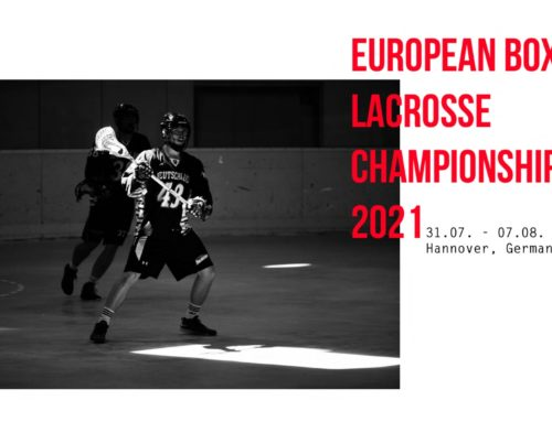 European Boxlacrosse Championships 2021 in Hannover