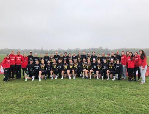 Ausschreibung Assistant Coach U19-Damennationalmannschaft