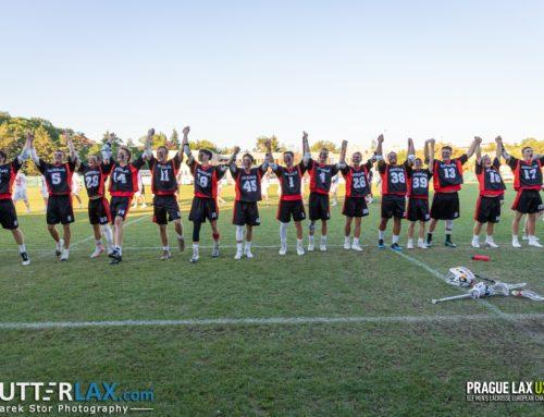 Die deutsche U20 Herren Nationalmannschaft ist Vize Europameister
