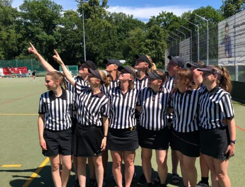 Neues Damen-Feldlacrosse Regelwerk