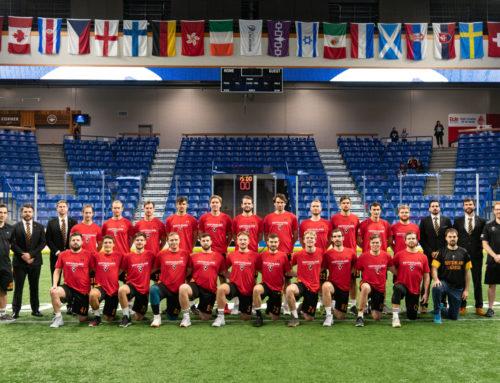 Indoor Nationalmannschaft bereit für Heim-EM