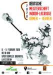 Deutsche Lacrosse Meisterschaft Indoor Damen und Herren 2020