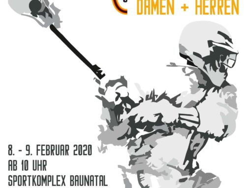 Deutsche Meisterschaft Indoor Lacrosse 2020