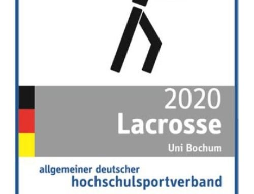 ADH-Open Lacrosse 2020 in Bochum