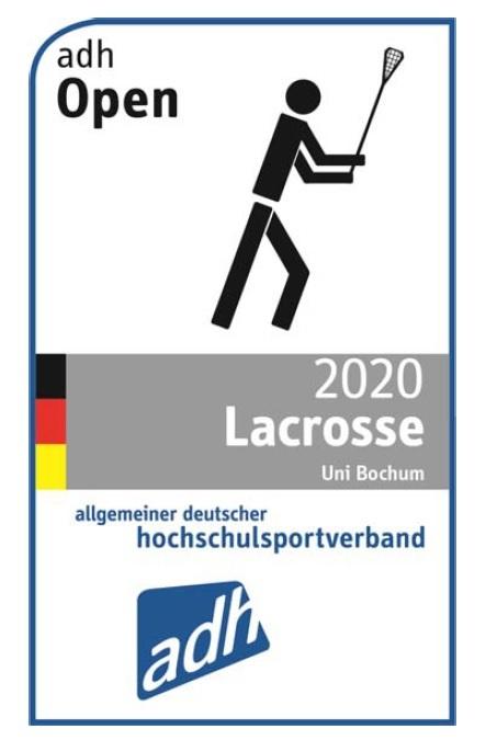 ADH-Open Lacrosse 2020 in Bochum