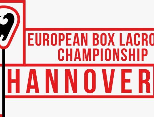 Box Lacrosse Europameisterschaft in Hannover verschoben auf 2022