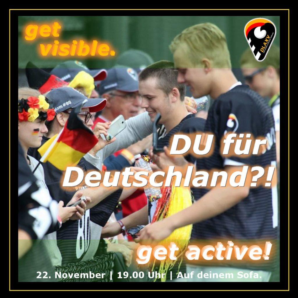 Digitale Jobmesse Deutschland Lacrosse