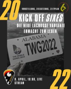 KickOff: Sixes-Nationalmannschaft