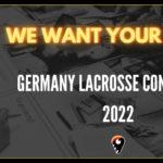Logochallenge Germany Lacrosse Convention 2022!