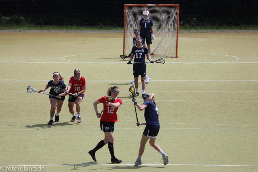 Officials' Corner: Draw (Womens' Field)