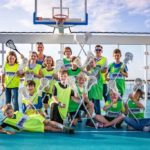 Lacrosse im Sportunterricht - Ideen für ein Spiel auf Abstand