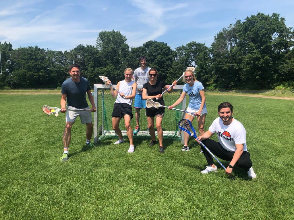 Bericht: Seven Steps in School – Lacrosse in Frankfurt am Main