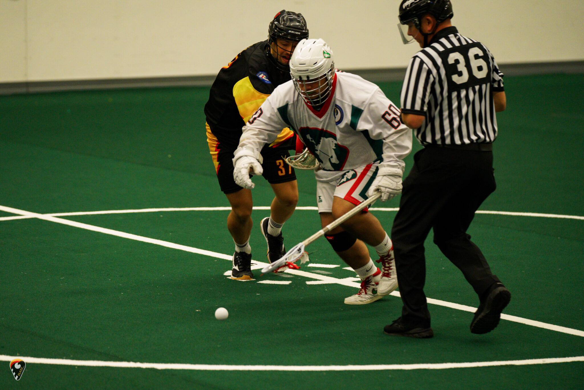 Officials' Corner: Box Lacrosse