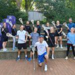 Lacrosse-Fortbildung für Referendare in Münster