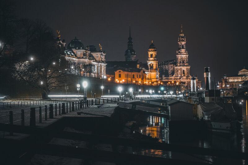 Dresden - Standort der GerLaxCon 2022